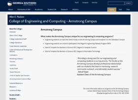 cs.armstrong.edu