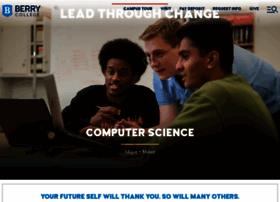 cs.berry.edu