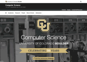 cs.colorado.edu
