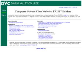 cs.dvc.edu