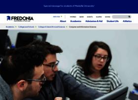 cs.fredonia.edu