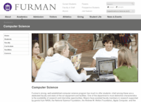 cs.furman.edu