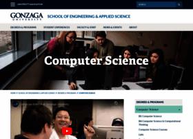 cs.gonzaga.edu