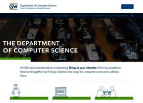 cs.gwu.edu