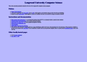 cs.longwood.edu
