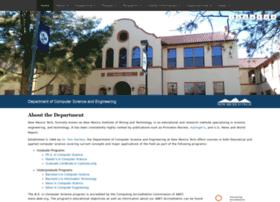 cs.nmt.edu