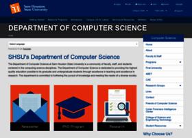 cs.shsu.edu