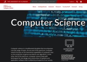cs.ua.edu