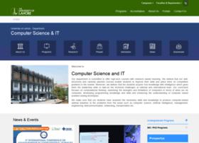 cs.uol.edu.pk