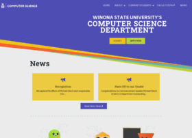 cs.winona.edu