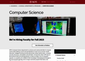cs.wpi.edu