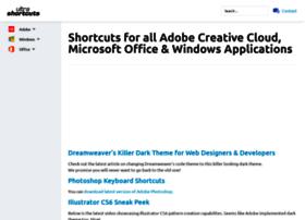 cs6shortcuts.com