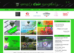 csav-handball.com