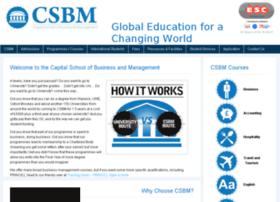 csbm.co.uk