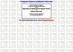 csc.belmont.edu