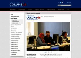 csc.columbus.gov