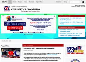 csc.gov.ph
