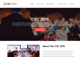 csc2015.ca