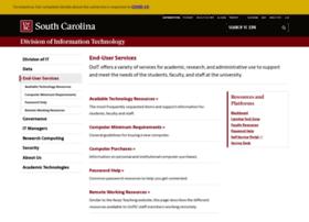 csd.sc.edu