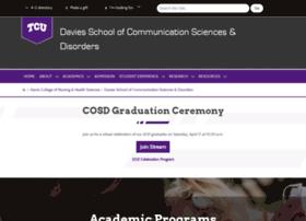 csd.tcu.edu