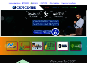 csdt.co.in