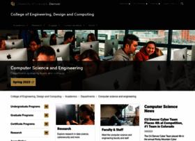 cse.ucdenver.edu