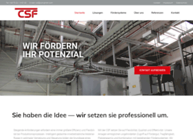 csf-gmbh.com