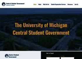 csg.umich.edu