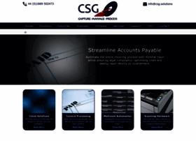csgdms.com