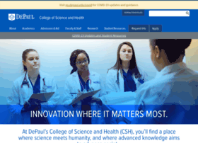 csh.depaul.edu