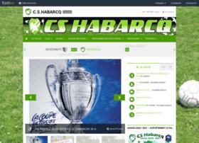 cshabarcq.footeo.com