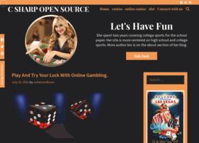 csharpopensource.com