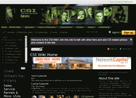 csifanwiki.com