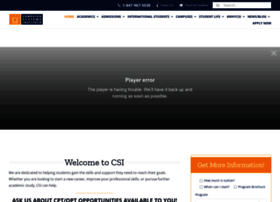 csinow.edu