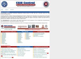 csircentral.net