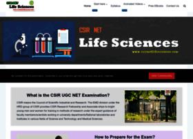 csirnetlifesciences.com