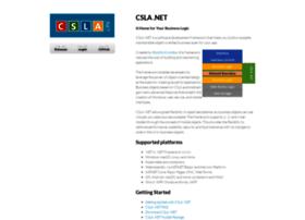 cslanet.com