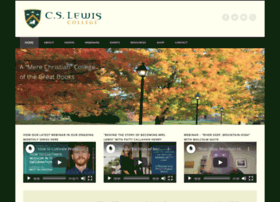 cslewiscollege.org
