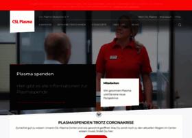 cslplasma.de