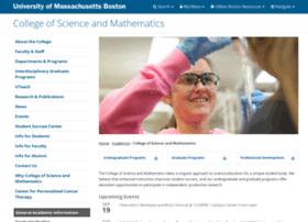 csm.umb.edu