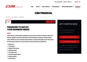 csmfinance.com