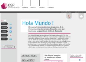 cspcomunicacion.es