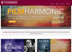 csphilharmonic.org