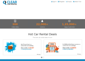 csr.clearcarrental.com