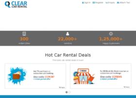 csr.clearcarrental.com