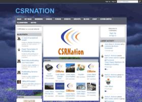 csrnation.ning.com