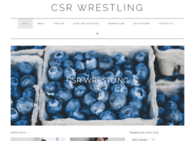 csrwrestling.com