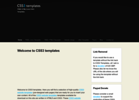 css3templates.co.uk