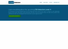 css4-selectors.com