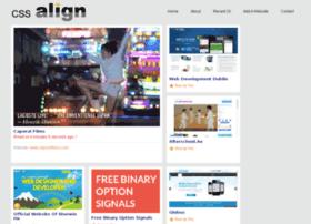 cssalign.com